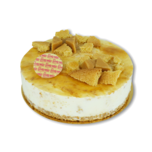 Cookie Caramel ijstaart