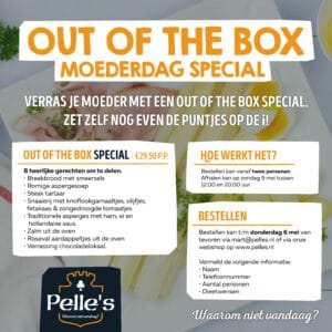 Out Of The Box Moederdag Special