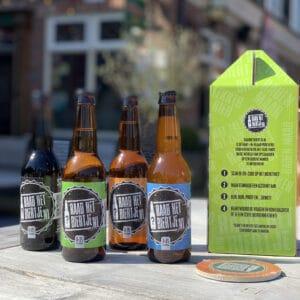 'Raad het biertje' proeverij voor thuis