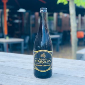 Gouden Carolus 'Whiskey infused' 0,75L
