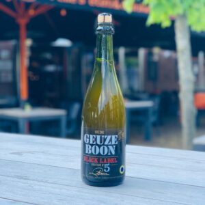 Oude Geuze Boon 'Black Label' edition 5